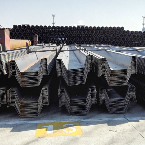 Light Weight Sheet Pile